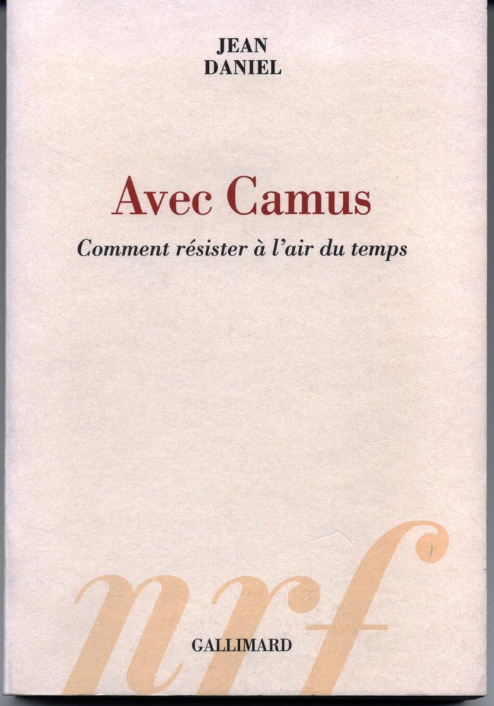 Avec Camus - Couverture R