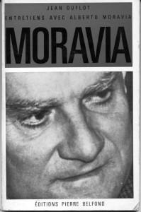 Entretien avec Moravia I - R