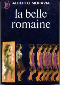 La belle romaine - Couverture R