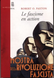 Le Fascisme en action - Couverture R