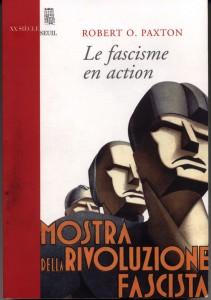 Le Fascisme en action - Couverture R