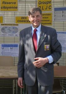 Bernard Labauge à la JNR 2011 tr