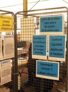 Forum des métiers gourmands 15 03 2012 - 11